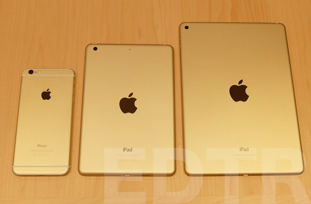 iPad Air 2を触ってきました
