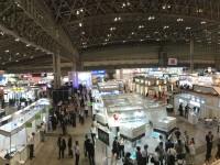 CEATEC JAPAN 2015で見たもの〜LaundroidとRoBoHoNなど〜