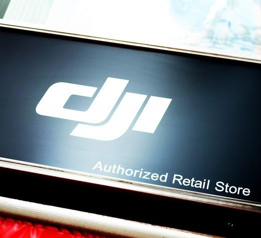 DJI直営店「DJI Store Shinjuku」がオープンしたのでMAVIC飛ばしてきました